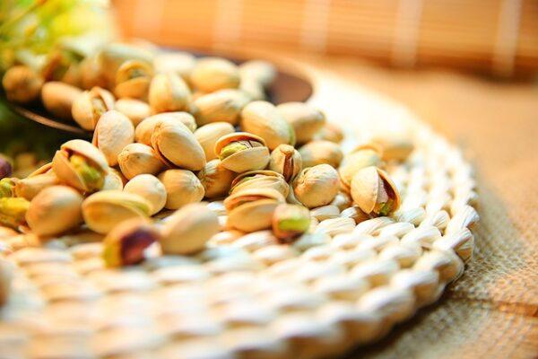 caratteristiche del pistacchio