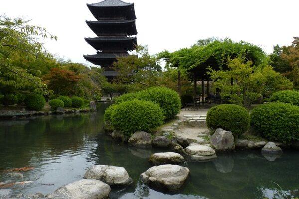 giardino zen salvare l'acqua