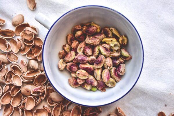 proprietà benefiche del pistacchio di bronte